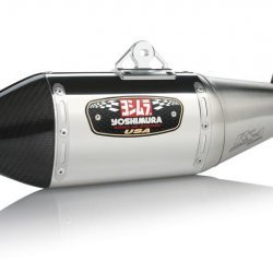 YOSIMURA RD RS-4 STAINLESS SLIP-ON EXHAUST FOR ZX-6R 2009-12 #1464245