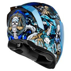 Icon Airflite 4 Horsemen Helmet - Blue