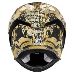 Icon Airform Guardian Helmet - Gold