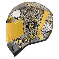 Icon Airform Semper FI Helmet - Gold